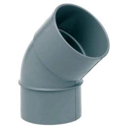 PVC.CODO 40-45º MH